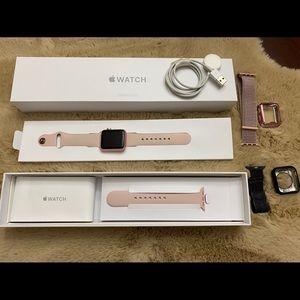 Series 1 Apple Watch 38 mm